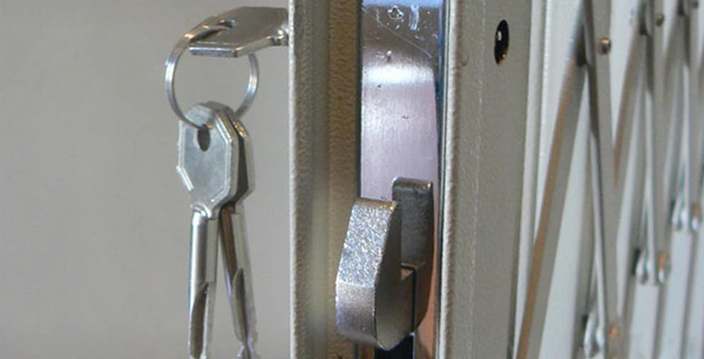 entry level security gate | Budgetdor