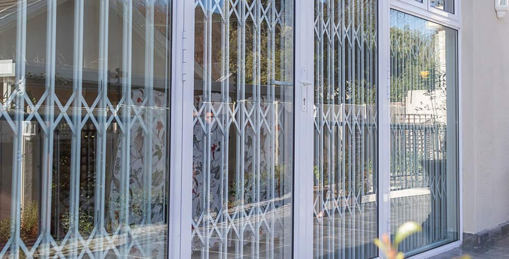 Tough security doors for homes | Magnador Champion