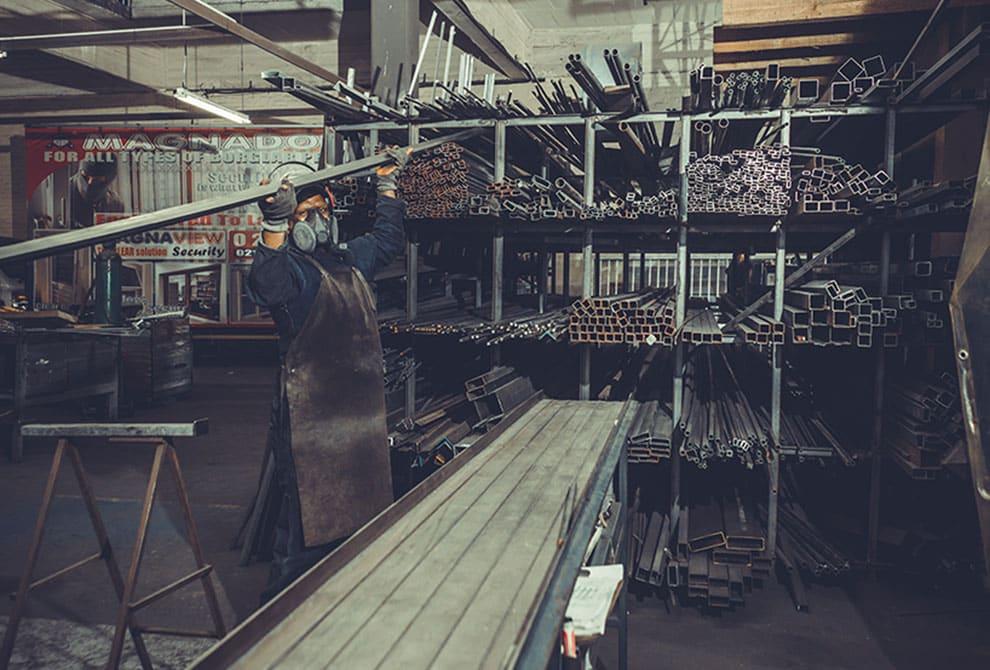 Magnador inside of workspace